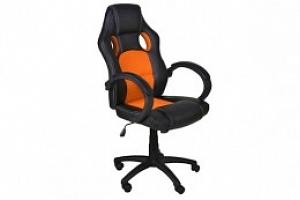 Kancelářská židle Racer ZX, oranžová...