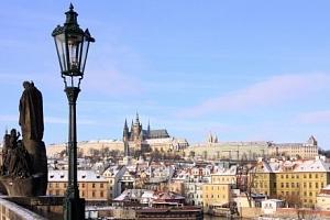 Praha jen 20 minut od centra v klidném hotelu Golden Golem *** s polopenzí