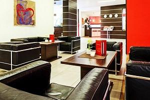 3denní pobyt pro 2 se snídaněmi v luxusním hotelu AMEDIA Hotel Graz**** ve Štýrském Hradci...