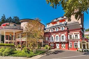 3–4denní wellness pobyt pro 2 se snídaněmi v luxusním hotelu Allmer**** v Rakousku...
