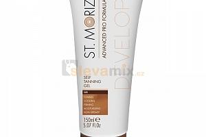 St. Moriz Advanced Velvet Finish Tanning Dark samoopalovací gel pro tmavé opálení 175ml St. Moriz...
