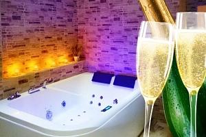 2–4denní romantický pobyt pro 2 ve wellness apartmá hotelu Excellent*** v Praze...