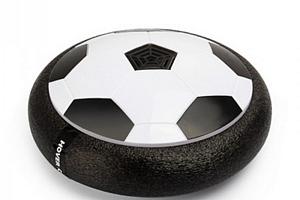 Vznášející se plochý fotbalový míč s LED a poštovné ZDARMA s dodáním do 2 dnů!...