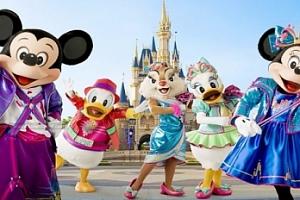 Disneyland a Paříž, 4denní zájezd s 1× nocí a snídaní pro 1 osobu...