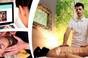 Roční přístup do online kurzu klasických relaxačních masáží, 10 videolekcí a spousta bonusů....