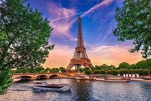 3denní zájezd pro 1 za romantikou do Paříže...