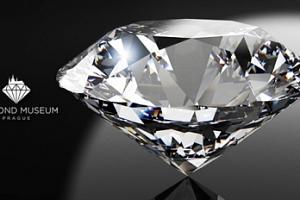 Pravý diamant včetně poštovného...