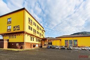 3 až 6denní pobyt pro 2 osoby se snídaněmi a saunou v hotelu Zlatý Chlum*** v Jeseníkách...