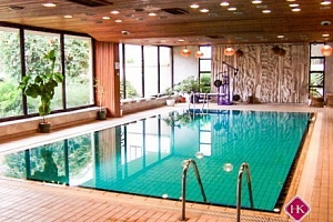 Györ v Hotelu Konferencia *** s wellness, polopenzí a vstupenkou do lázní...