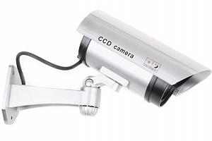 Atrapa bezpečnostní kamery Dummy IR Camera...
