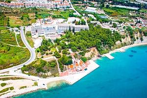 8–10denní Chorvatsko, Split | Dítě zdarma | Hotel Zagreb s polopenzí | 100 m od pláže...