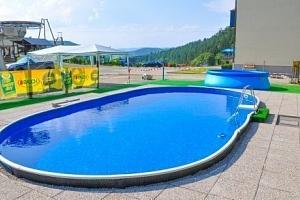Slovenský ráj v Hotelu Plejsy *** s polopenzí a bazény + dítě zdarma...