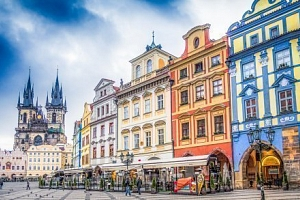 2 dny pro dva v Praze nedaleko centra...