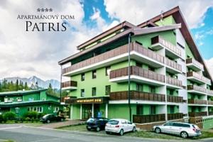 Tatry, Štrbské pleso na 3-7 dní v luxusním apartmánu 1 osobu...