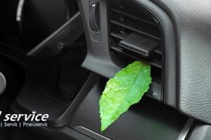 Kontrola a plnění klimatizace vozu, možnost dezinfekce...