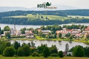 Šumava, Hotel Panský Dům*** na 3 dny pro dva s polopenzí...