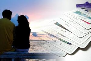 Partnerský výklad karet, výklad karetního horoskopu na celý rok nebo výklad z karmických karet....