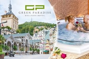 Hotel Green Paradise na 4 dny pro dva s polopenzí a TOP wellness...