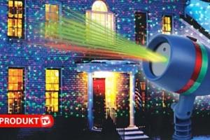 Laserový projektor noční oblohy Star Shower Motion vč. pošty...
