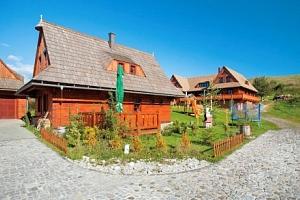 Liptov: apartmány či samostatná chalupa až pro 12 osob a 50% sleva do aquaparků...