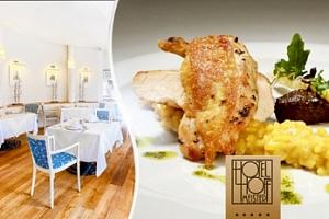 Luxusní 2 či 3chodové menu pro dva v 5* hotelu na Malé Straně...