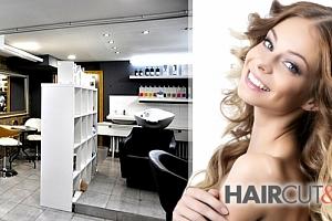 Ombre se střihem pro všechny délky vlasů v Salonu HAIRCUT & STYLE v Praze....