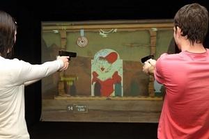 Vyrazte s partou za adrenalinem na laserovou střelnici - vhodné i pro děti...