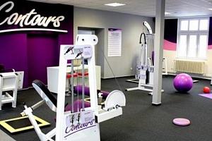 Měsíční permanentka do Contours Fitness pro ženy v Ostravě...