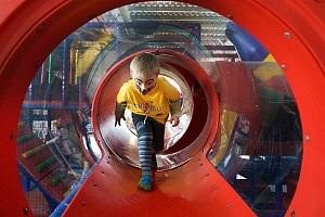Celodenní vstupenka pro dítě do zábavního parku ve Zlíně...