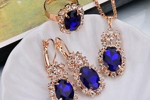 Sada šperků s retro provedení a poštovné ZDARMA!...
