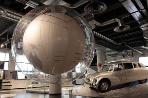 Vstupenka na výstavu do Muzea jihovýchodní Moravy ve Zlíně...