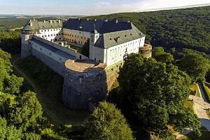 Vstupenka pro dospělou osobu na hrad Červený Kameň na Slovensku...
