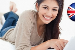 Roční kurz obecné angličtiny online z pohodlí domova...