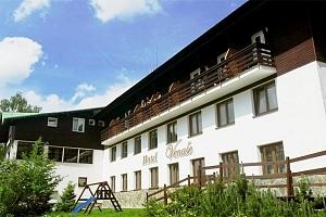 3–5denní pobyt pro 2 s polopenzí a saunou v hotelu Venuše*** ve Špindlerově Mlýně...