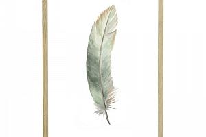 Rámeček s obrázkem Feather Oak (kód PODZIM2019 na -20 %)...