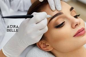 Permanentní makeup - Microblading 3D nejvyšší kvality...
