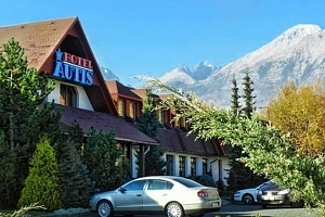 3 až 6denní wellness pobyt pro 2 v hotelu Autis*** ve Vysokých Tatrách...