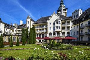 Až 6 dní v městečku Lillafüred - Maďarsko...