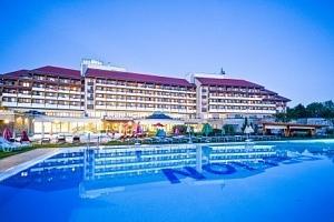 Tapolca v Hunguest Hotelu Pelion **** s termálním wellness a léčivou jeskyní...