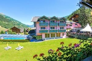 Rakouské Alpy v hotelu Margarethenbad **** s polopenzí, bazénem a saunami...