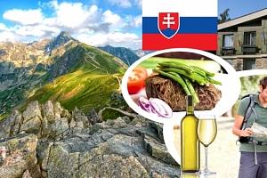 Polopenze, lahev vína, sauna v hotelu Tatranec. Užijte si Slovensko jak ho neznáte....