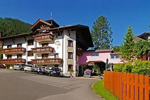 4–8denní wellness pobyt pro 2 s polopenzí v hotelu Margarethenbad**** v rakouských Alpách...