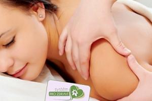 60min. Dornova metoda + kontrola + Breussova masáž...