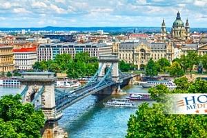 Budapešť: 3-5 dní pro dva vč. snídaní + dítě do 12 let zdarma...