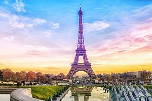 3–4denní pobyt pro 2 se snídaněmi v hotelu Ibis v Paříži...