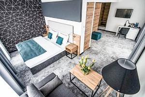 Polsko: neomezené wellness v moderním Limanova Hotelu *** s polopenzí...