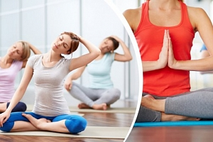 Permanentka - jóga, power jóga, hot jóga a další v jógovém studiu Ganeša v Kladně....