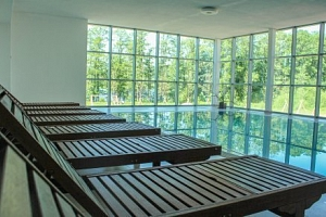 Lipno v luxusním Hotelu Orsino **** s bazénem, saunou a polopenzí...