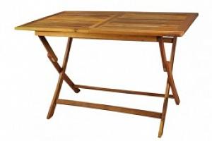 Zahradní stůl, hnědá, S5020...