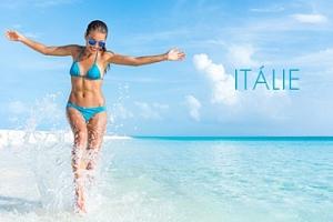 Itálie - koupání v Bibione či Caorle na 3denním výletu pro 1 os....